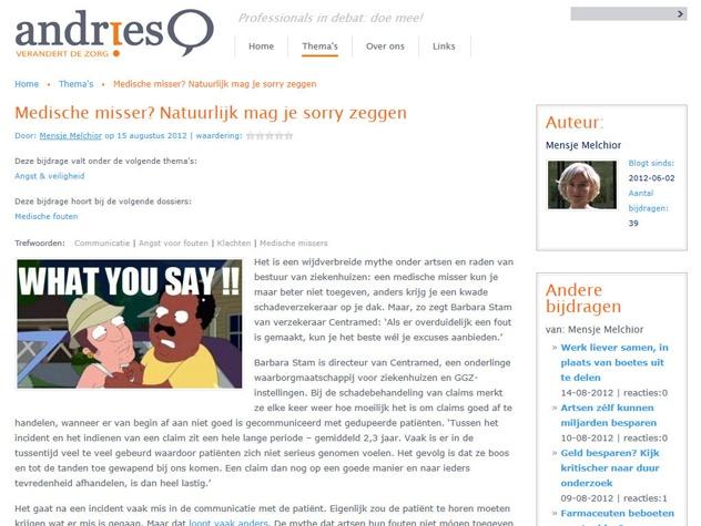 Blog AndriesQ