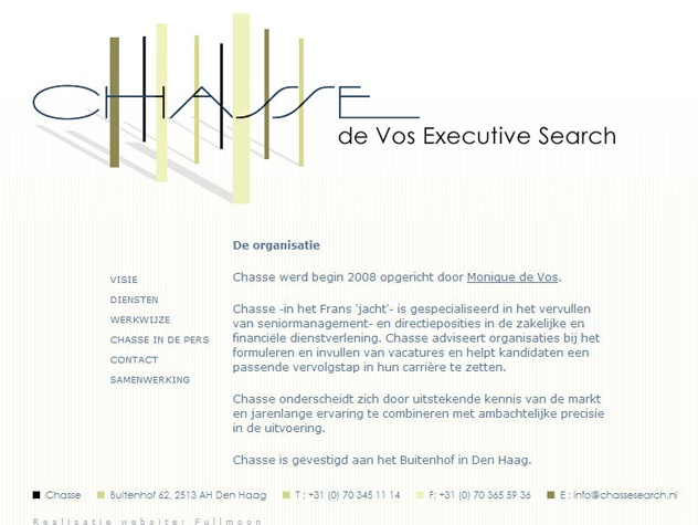 Homepage Chasse Executive Search