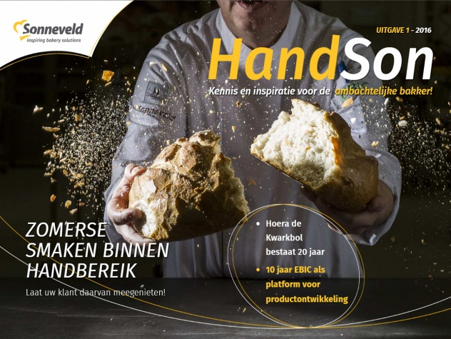 HandsOn cover