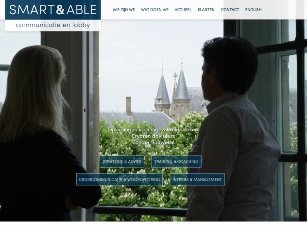 Smart&Able homepage