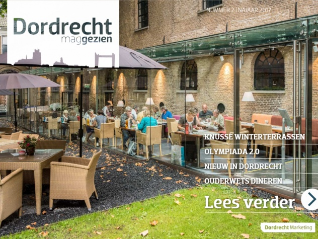 Dordrecht Marketing cover