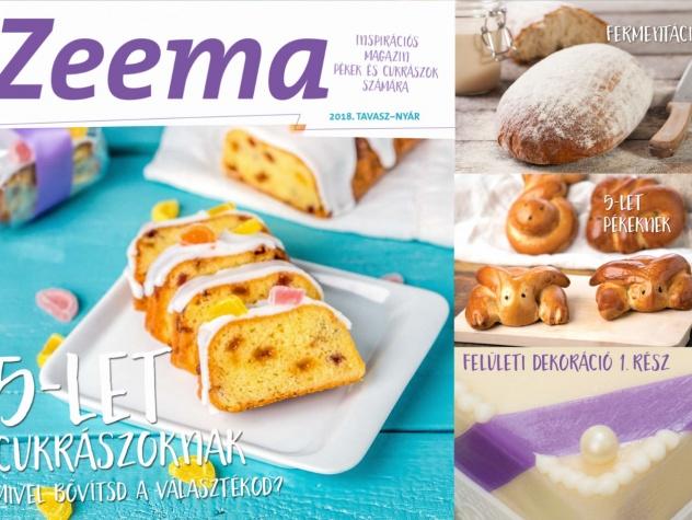 Zeema - cover