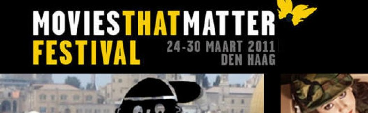 detail van de homepage Movies that Matter festival