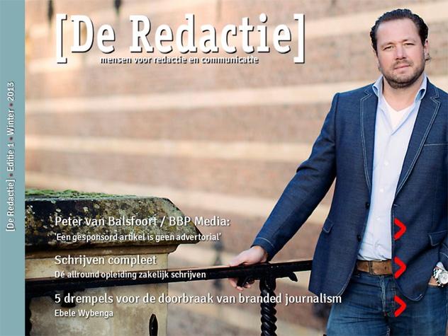 Cover magazine [De Redactie]