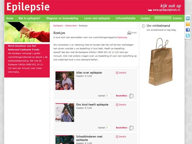 Webwinkel Epilepsie.nl