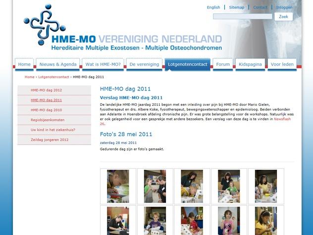 HME-MO vereniging lotgenoten