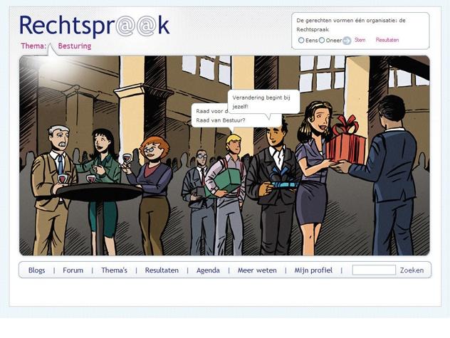 Homepage Toekomstverkenning