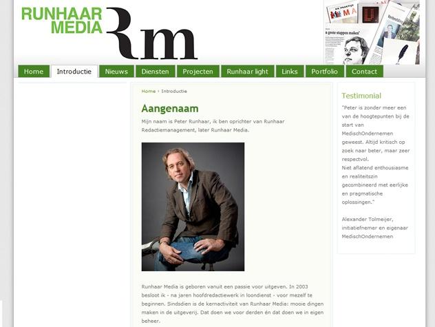 Introductie Runhaar media