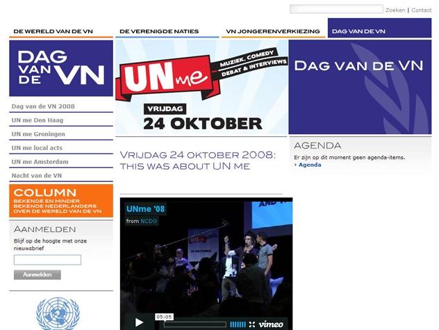 Dag van de VN