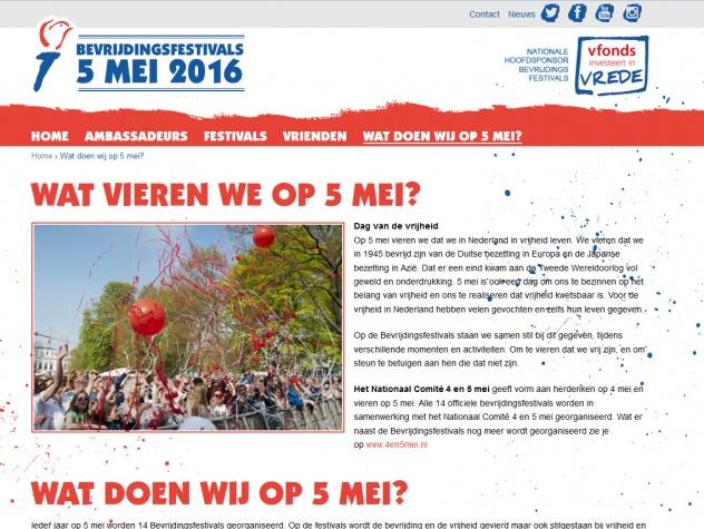 Bevrijdingsfestivals: Wat vieren we