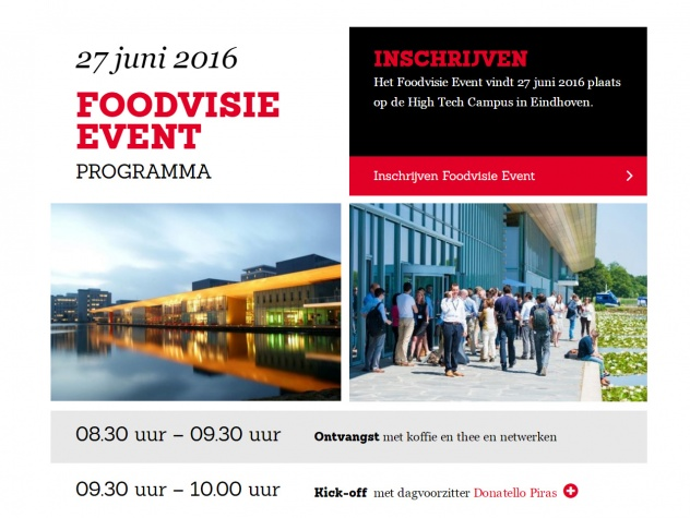 Foodvisie Programma