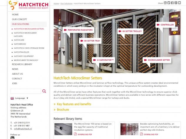 Hatchtech sollutions
