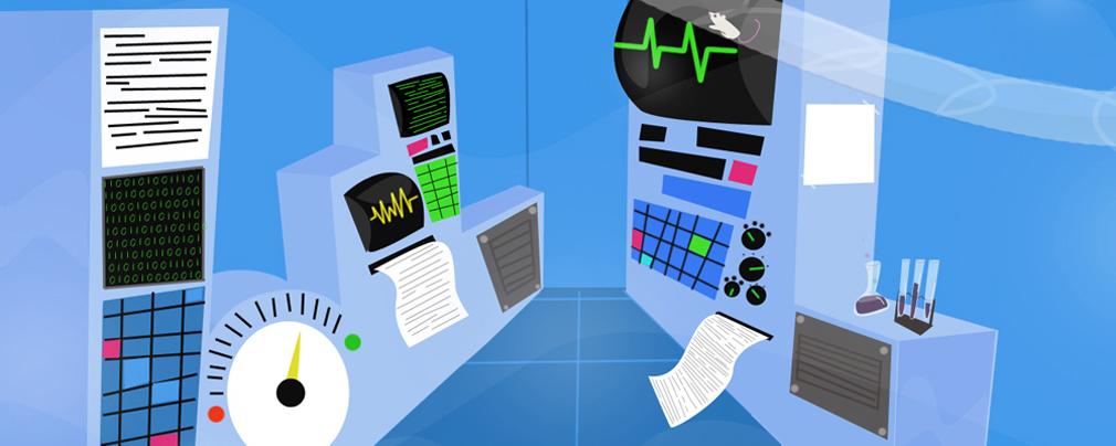 Fullmoon lab onderzoekt het online leesgedrag
