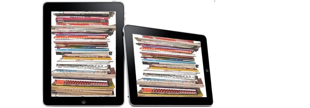 Zelf rijke, online magazines maken