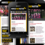 Movies that matter responsive
